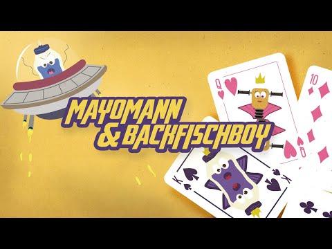 Mayomann & Backfischboy - Blaupause
