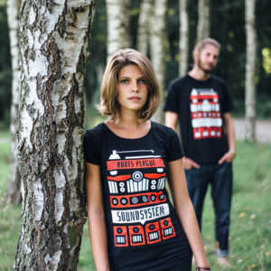 Roots Plague Soundsystem T-Shirt