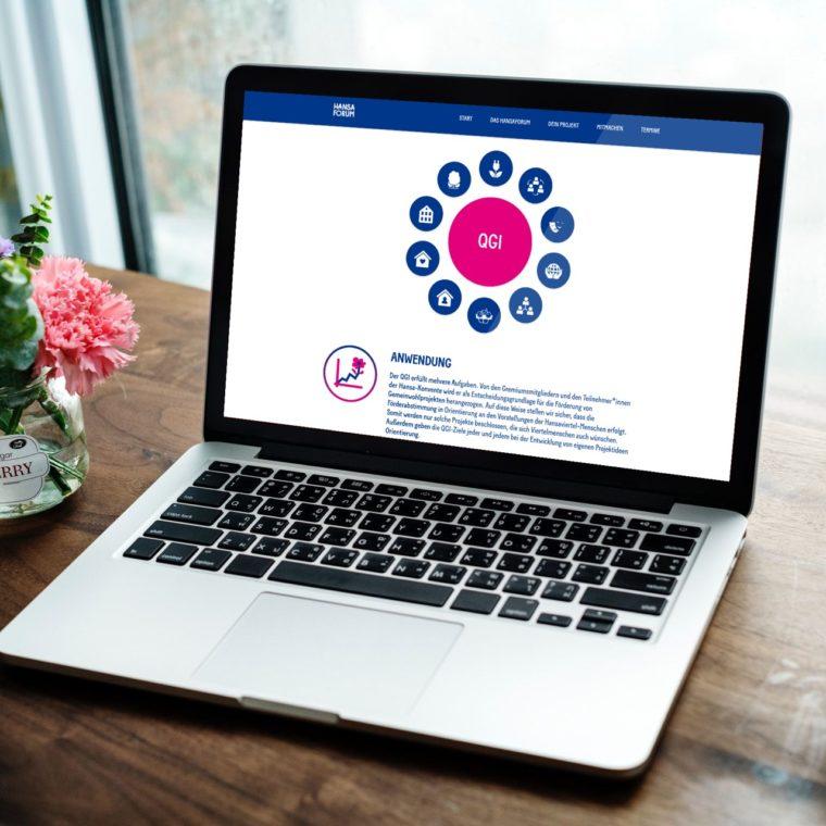 Hansaforum Website
