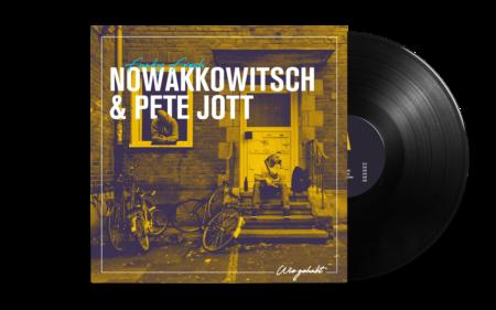 Nowakkowitsch & Pete Jott - Wie gehabt LP