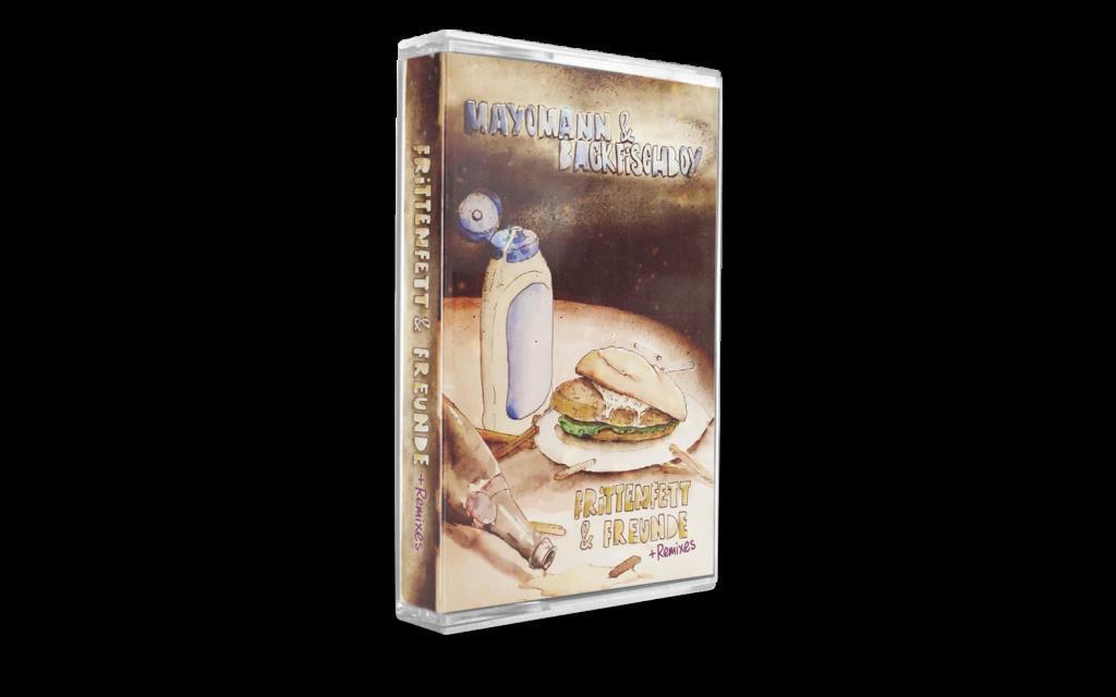 Mayomann & Backfischboy -Frittenfett & Freunde Remix